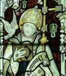Dewi Sant at Jesus Chapel, Oxford