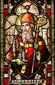 Saint Patrick Window