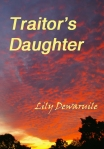 Ebook Cover for Traitor's Daughter