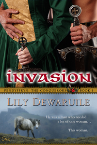 Cover Image for Invasion: Book 1, Pendyffryn: The Conquerors