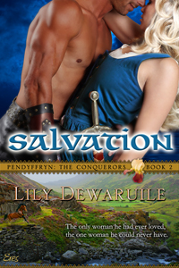 Salvation: Book Cover