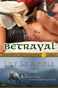 Cover Image of Betraya, Book 3, Pendyffryn: The Conquerors