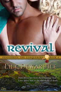 Cover Image of Revival, Book 4, Pendffryn: The Conquerors
